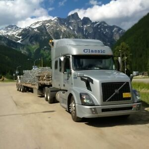 Flatbed Company Driver
