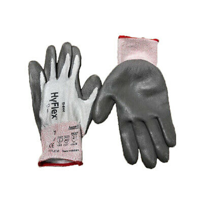 Safety Work Gloves Ansell Hyflex Polyurethane Coated Ansi Cut A2 Size S-xxl