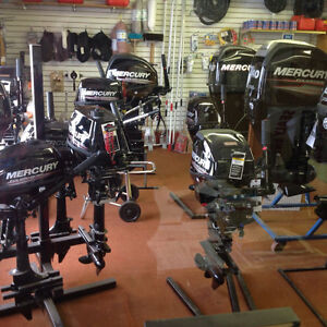 Mercury outboard spring sale special