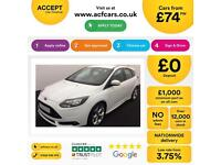 Ford Focus ST2 FROM £74 PER WEEK!