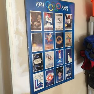 1988 Winter Olympic Games (Calgary) Memorabilia