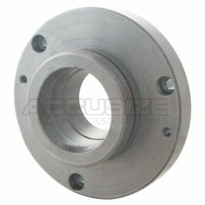 L-00 Type Adaptor For 3 Jaw Chuck Diameter10 Spindle Taper L-00 2700-0502