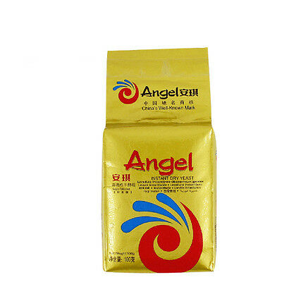 f77Angel high activity dry yeast Baking ingredients enduring high sugar 2pockets