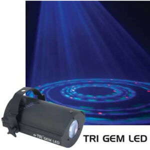 ADJ TRI-GEM-LED Light Effect - Excellent Used Condition