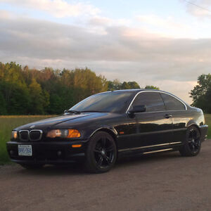 2000 BMW 3-Series 323ci Coupe (2 door) - As Is