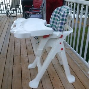 Cosco High Chair $50