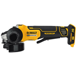 Grinder Dewalt Brushless XR