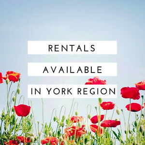 Looking for a Townhouse or Detached Home Rental?