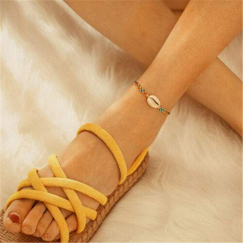 Fashion Boho Ankle Bracelet Anklet Chain Foot Beach Sandal Jewelry For Women New