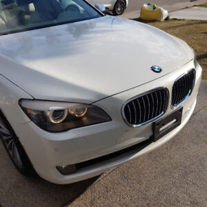 2012 BMW 7-Series 750Li XDrive (All wheel drive) Sedan