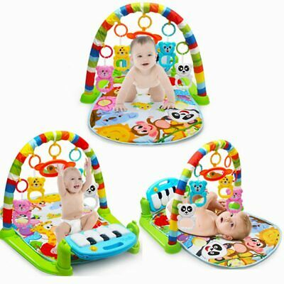 Playpen Baby® Activity Zoo Animals Play Gym with Music and Lighting Keyboard for sale  Shipping to Nigeria