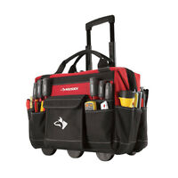 "Husky18"" Rolling Tool Tote $90 in Store with Tax Selling for $75"