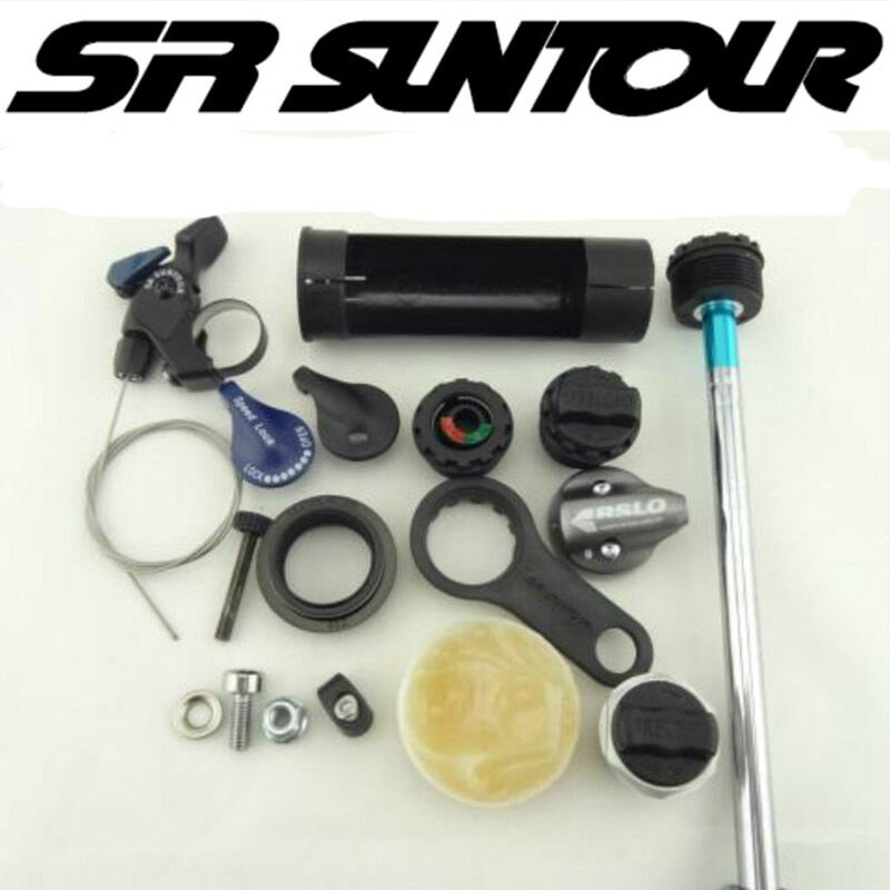 SR SUNTOUR XCM Front Fork Repair parts Accessories  Remote Lockout control lever