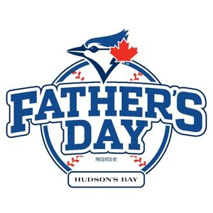 Father's Day Jays Tickets 4 Field Level Infield