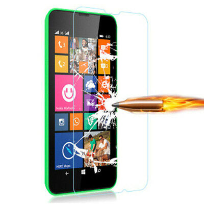 Genuine Tempered Glass Screen Protector Protection Film for Nokia Lumia 630 635 ()