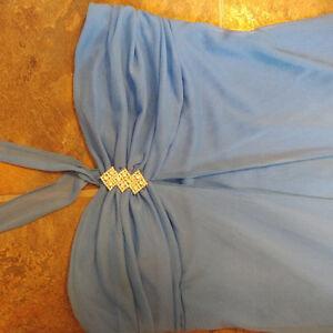 Blue Prom or Grad dress