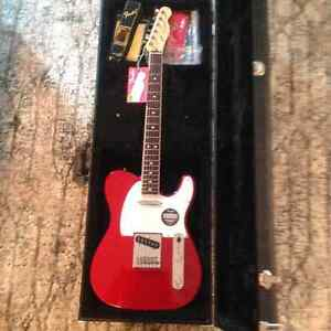 Fender American Limited Edition channel bound