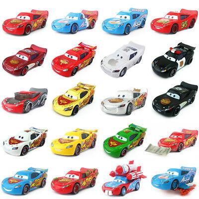 Disney Pixar Cars No.95 Lightning McQueen Toy Car Model 1:55  Diecast Model Gift - Lightning Mcqueen Gifts