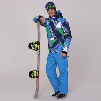 10K blue SNOW snowboarding skiing jacket Men size M North Sydney North Sydney Area Preview