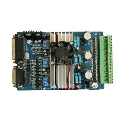 Mach3 3-axis Tb6560 Stepper Motor Driver Cnc Controller Engraver Control Board