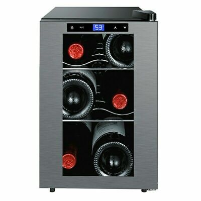 Avanti Thermoelectric Compact Wine Cooler -  6-Bottle Capacity