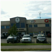 Great Office Space for Rent, High Traffic Area 108 Street/HWY40