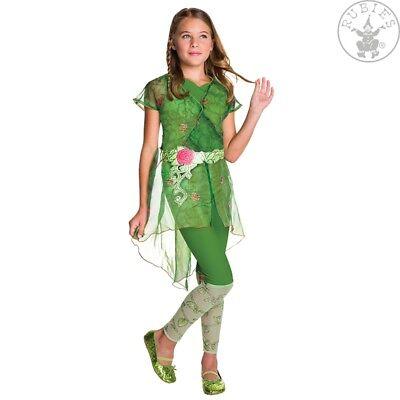 RUB 3620715 Poison Ivy DC Super Hero Girls Deluxe Lizenz Kostüm Mädchen Kinder