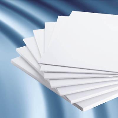 FOREX Hartschaumplatte 1 Stück Plattenzuschnitt | weiß | 3mm | 100x75cm |