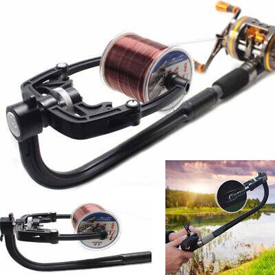 Portable Fishing Line Winder Reel Spooler Machine Spooling Station System
