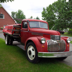 1946 one and half ton Chev