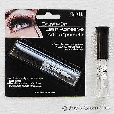 1 ARDELL Brush-On Lash Adhesive (glue) - Clear  *Joy's cosmetics* (Adhesive Makeup)
