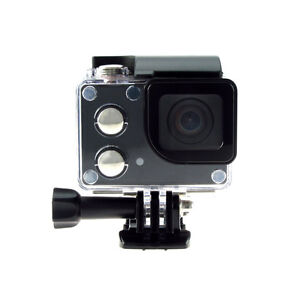 Isaw EDGE Action 4K Action Camera Wi-Fi