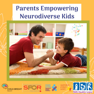 Take Part in the Parents Empowering Neurodiverse Kids Study!