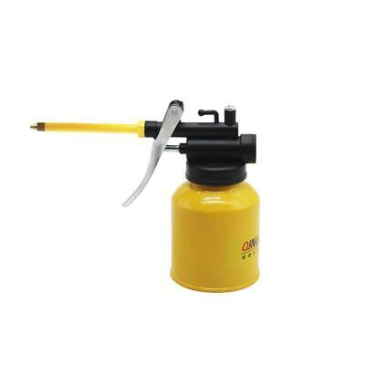 250ml Paint Spray Gun Oil Pump Cans Oiler Hose Grease Machine For Lubricating