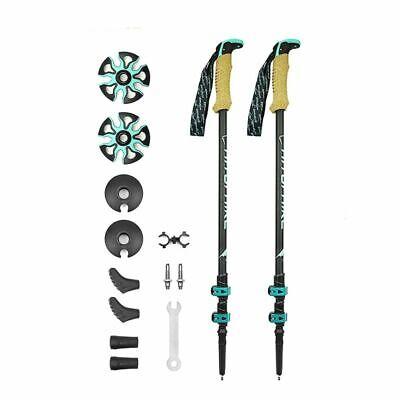 Walking Hiking Poles Universal PaceMaker Stix Walking Pole Carry Bag for 3 pcs