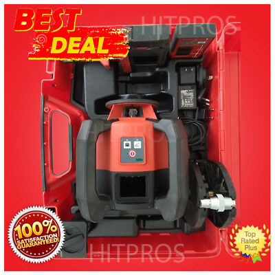 Hilti Pr 2-hs A 12 Rotating Laser Brand New 360 Impact Protection Fast Ship