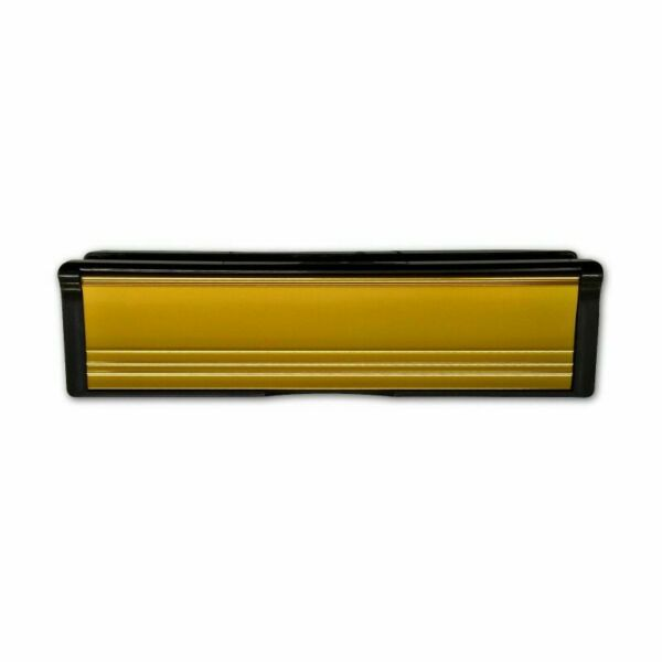 MILA Contoura UPVC Letter Box 10 inch and 12 inch wide