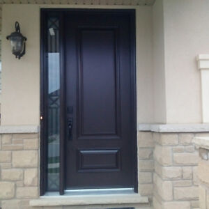 Residential Entry Steel Doors for Sale!!! PRICE REDUCED NOW!!