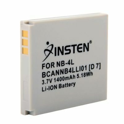 NEW 2x pack NB-4L NB4L BATTERY FOR CANON SD1000 SD1100
