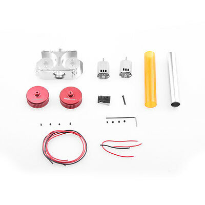 Worker Mod Motor flywheel Cage Strength Update Kit for Nerf STRYFE/Rapidstrike