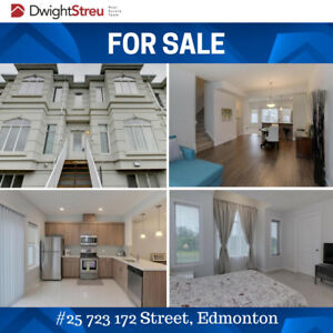 ★Open Concept Townhouse For Sale In Windermere★