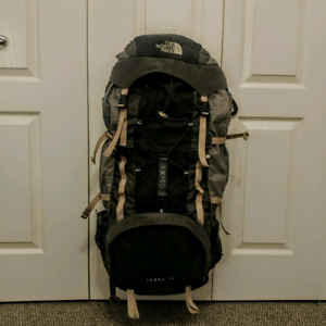 North Face 50L backpack - Small