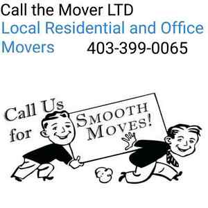 Call us to help you move