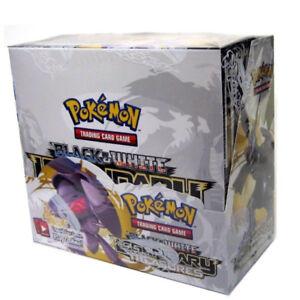 Pokémon Trading Card Game: Black & White Legendary Treasures OBO