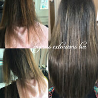 Tape In Hair Extensions & More from $325 *INCL. PRO CUT & STYLE