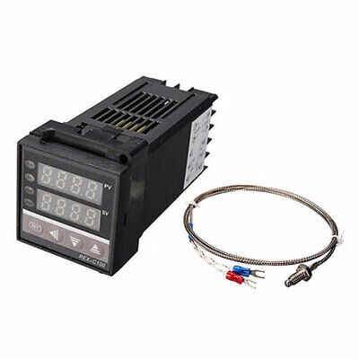 PID Digital Temperature Controller Control REX-C100FK02-M*AN Relay output