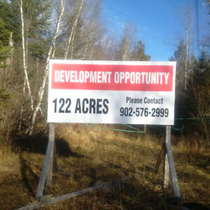 122 Acres for land development in Enfield, \ns