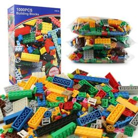 Building Blocks Lego Alternative 1000 pcs T1