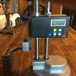 Digital Height Gage