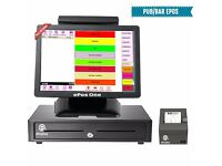 Pub Bar ePos system all in one package
